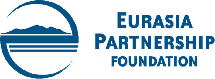 Logo of Eurasia Partnership Foundation.